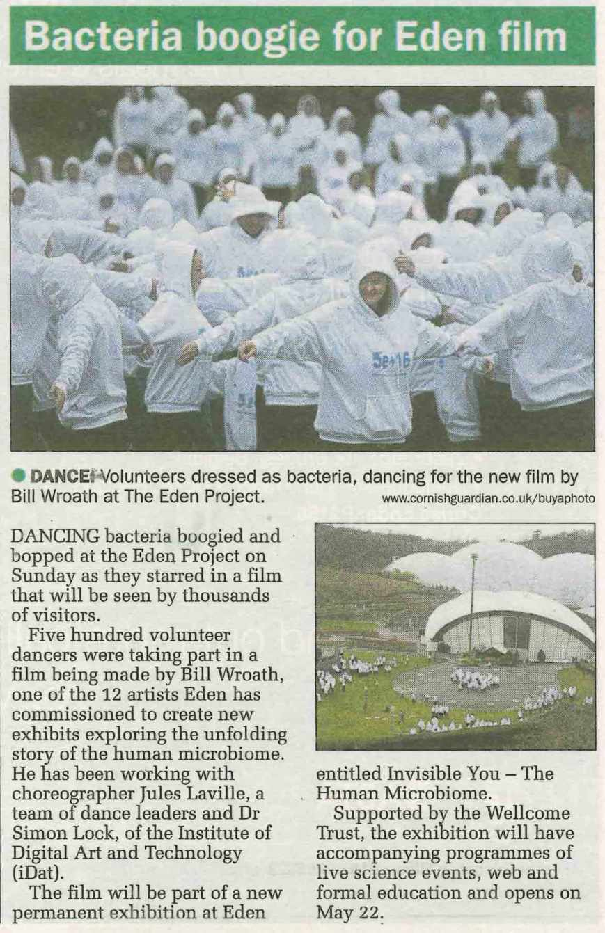 Cornish Guardian (18th March 2015)